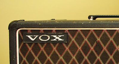The large box Vox AC50