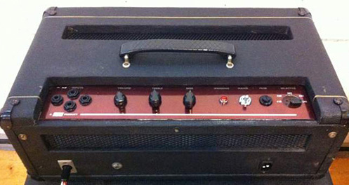 diamond input vox ac50, second quarter of 1964