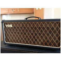 Vox AC50, large box, serial number 1607