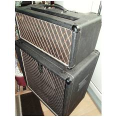 Vox AC50, large box, serial number 1686