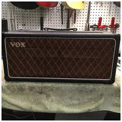 Vox AC50, large box, serial number 1729