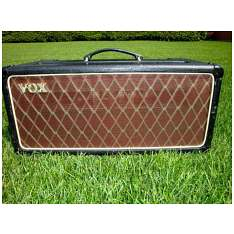 Vox AC50, large box, serial number 1775