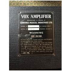 Vox AC50, large box, serial number 1876