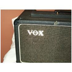 Vox Ac50, large box, serial number 2620