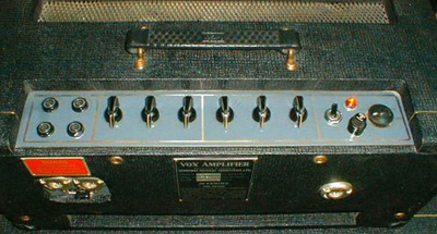 Vox AC50s with serial numbers in the 7000s