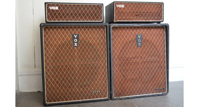 Vox AC50 Foundation Bass speaker cabinets