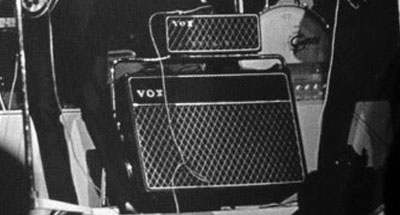 Vox AC50 Super Twin guitar cabinets