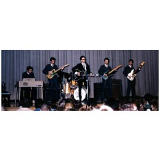 The Roy Orbison band with Vox AC50s