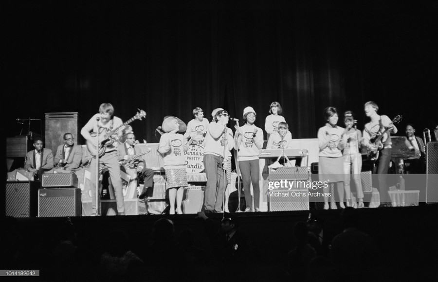 WMCA Good Guys Show, Paramount Theater, New York, September 1964